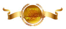 Certified South African Specialist in the Tourism and Hospitality Training industry